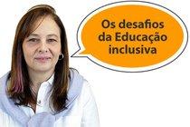 A especialista em Educação Inclusiva, Daniela Alonso. Foto: Gabriela Portilho