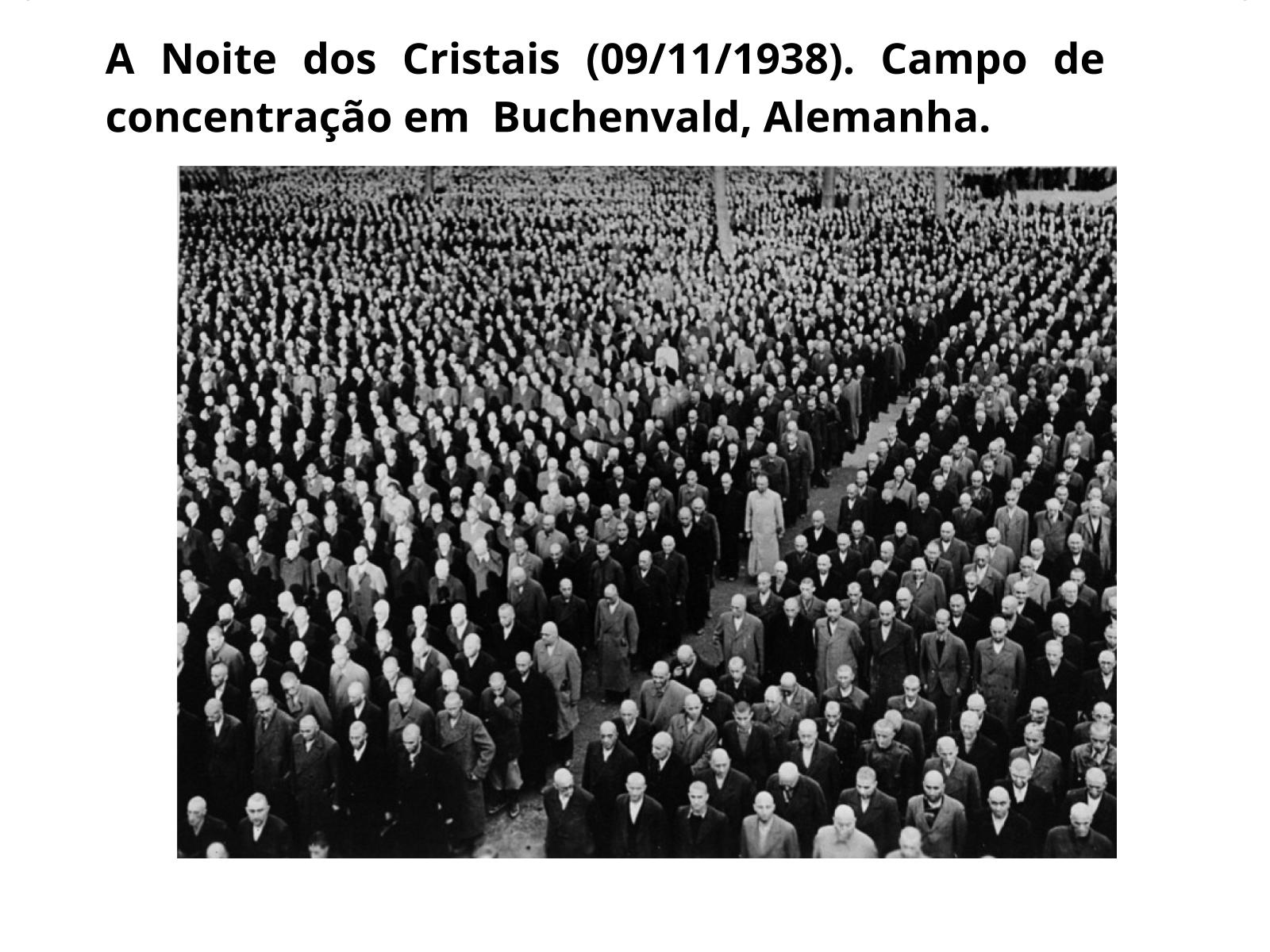 O nazismo e o Holocausto