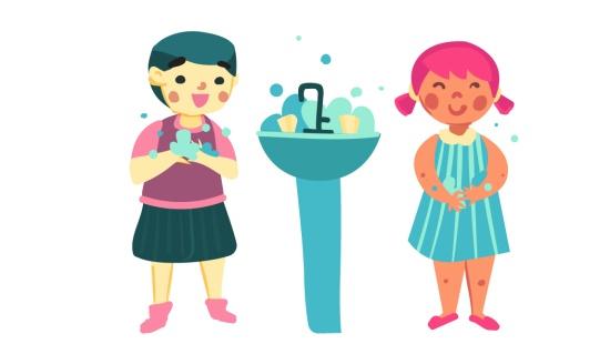 Cuidados com o Corpo: Higiene e Cooperação