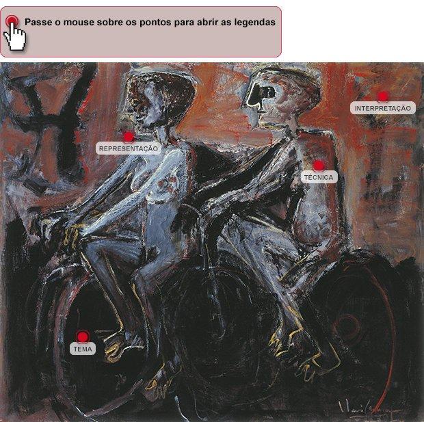 Ciclistas. Foto: Fábio Del Re