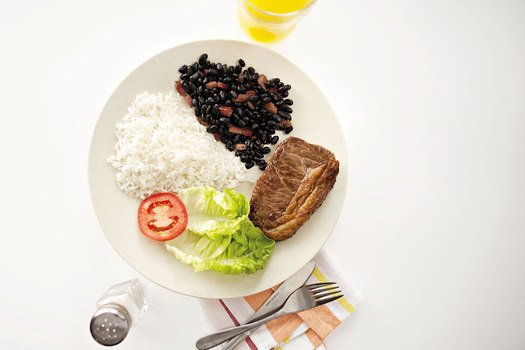Analise com a turma o que as pessoas comiam em diferentes épocas e mostre que comida pode ser documento histórico. Foto: Alex Silva