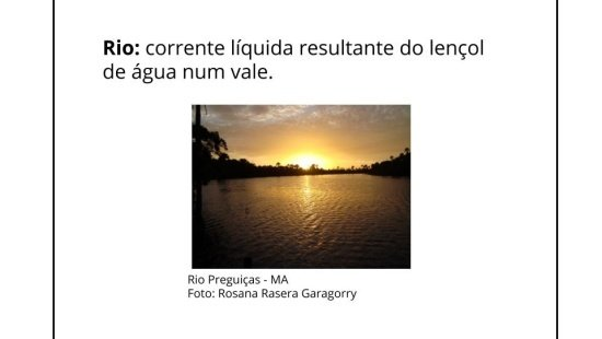 Recursos hídricos: principais conceitos