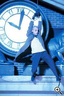 Cena do filme De Volta para o Futuro, 1985