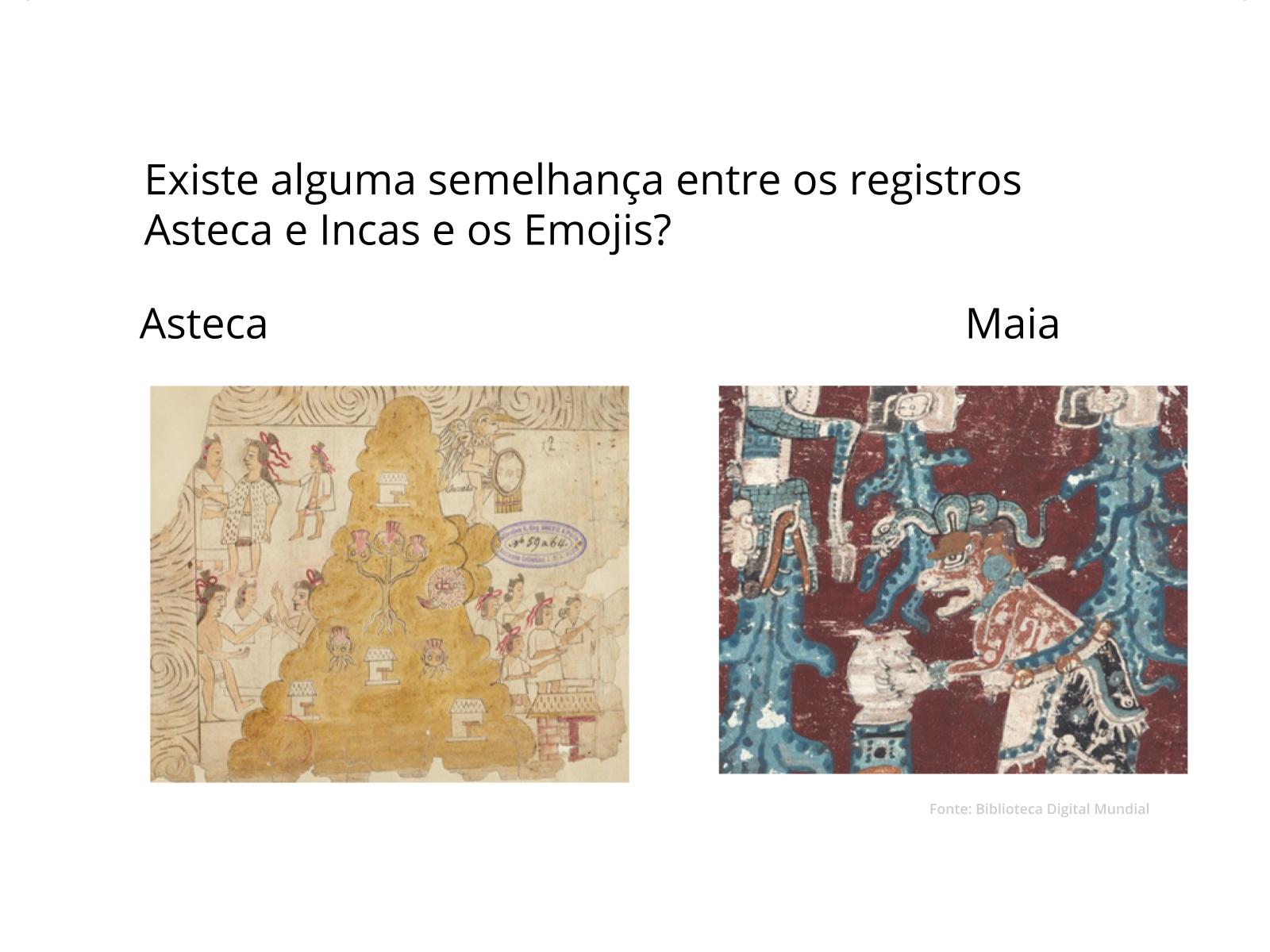 A importância da escrita para compreensão de povos antigos