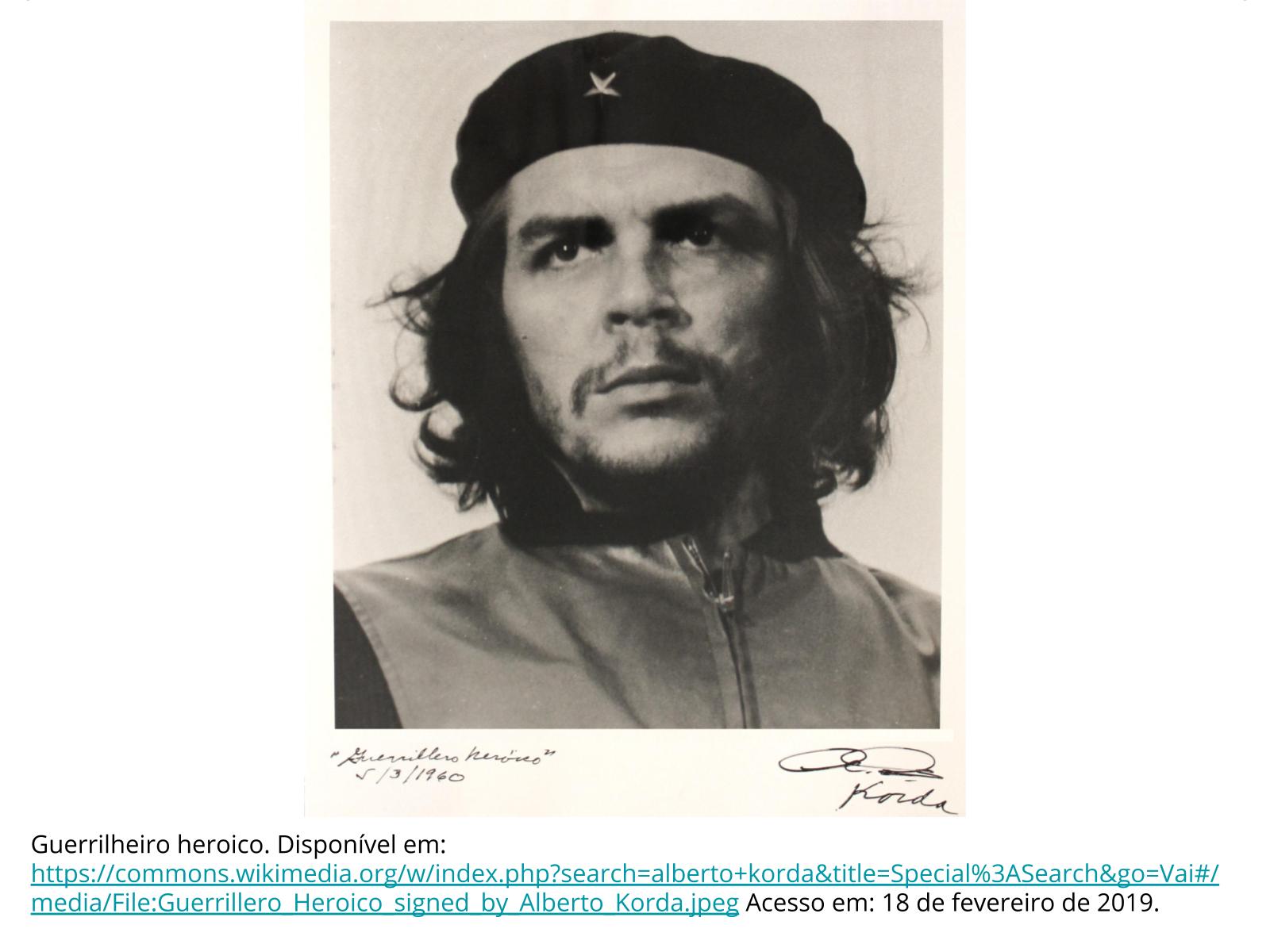 Che Guevara e a Revolução Cubana