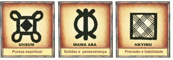 Símbolos da cultura africana