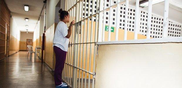 Os desafios para garantir o direito de estudar a adultos e adolescentes em conflito com a lei. Foto: Manuela Novais