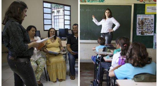 A partir da observação da minha prática como professora, aprimorei minhas ações e intervenções como coordenadora pedagógica. (Foto: Manuela Novais)