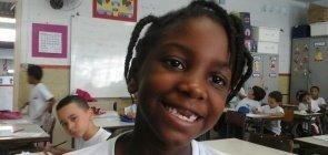 A inclusão de uma aluna haitiana em uma turma de alfabetização