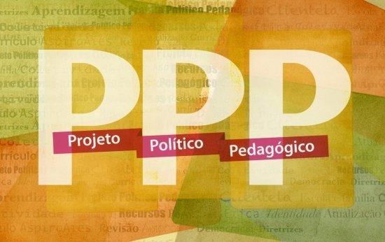 A estrutura do projeto político-pedagógico (PPP)