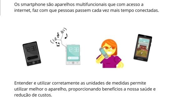 MegaPixel, polegada e decibeis: Smartphone e conectividade