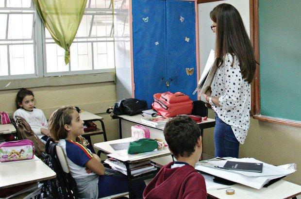 8:15. Próxima aula, mesmo tema e outros alunos. André Menezes