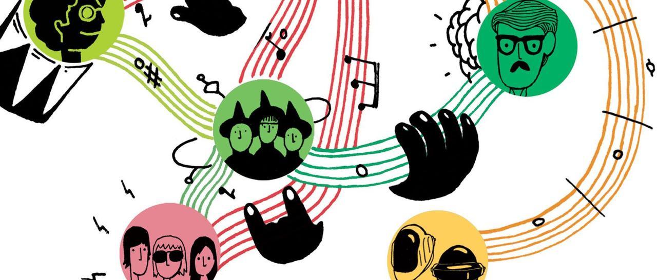 É tudo música, do clássico ao rock