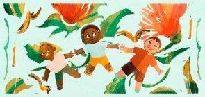E-book: 14 cantigas folclóricas para compartilhar e cantar junto