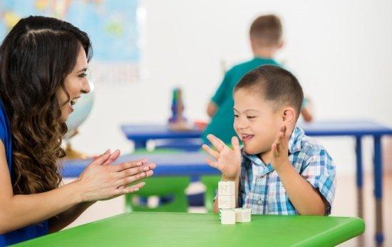Estratégia para alfabetização de alunos com Síndrome de Down
