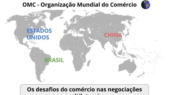 Organização mundial do comércio  e comércio multilateral