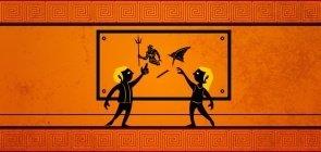 Passo a passo para aprender, na prática, sobre mitos da Grécia Antiga