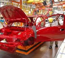 Linha de produção da GM, Gravataí-RS. GM/Divulgação