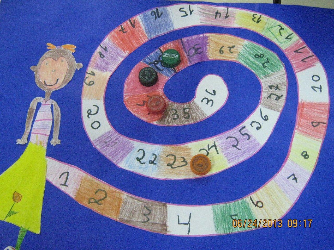 Favoritos Jogos incríveis e simples para a alfabetização matemática BE24
