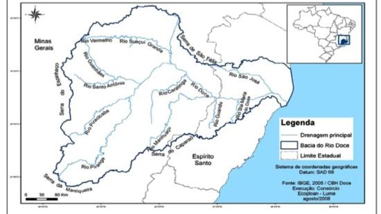 Bacias Hidrográficas da América Latina