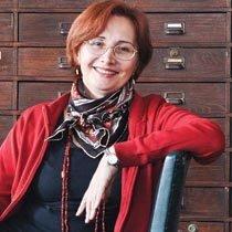 Mirta Castedo. Foto: Daniela Mac Adden