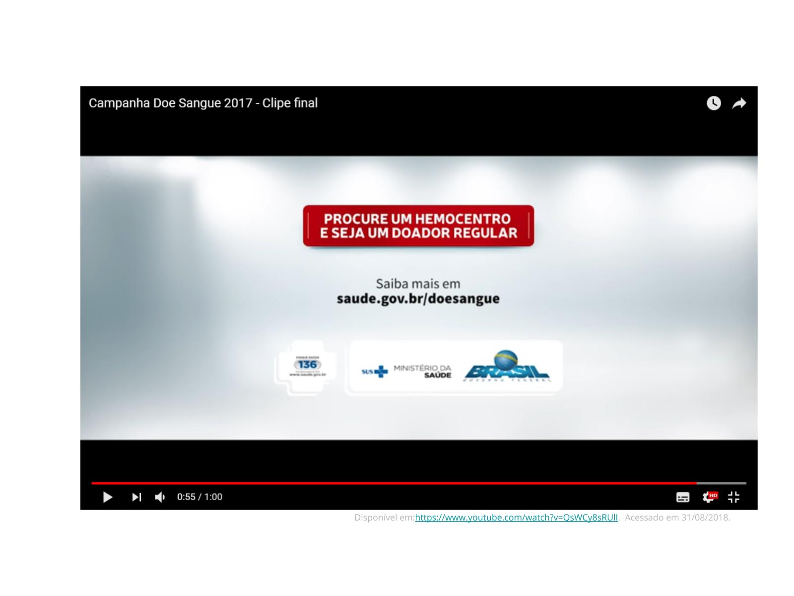 A linguagem persuasiva nas propagandas em vídeo
