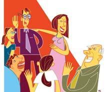 APRESENTAR E ACOLHER A hora do cafezinho e as reuniões de pais são bons momentos para integrar o novo docente com a equipe. Ilustrações Thiago Cruz