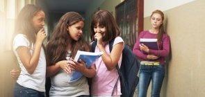 Professores e alunos não percebem o bullying da mesma forma