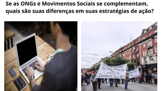 As ONGs e os Movimentos Sociais