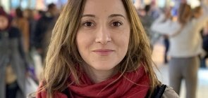 A psicóloga Ana Carolina C D'Agostini