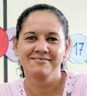 Tânia Regina Martins, mãe. Foto: Leandro Nunes