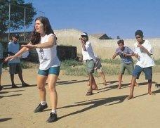 Roda de capoeira em Serra: rico conteúdo educativo