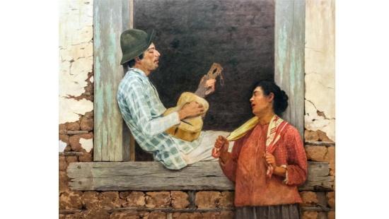 Viola caipira e catira: imaterialidade cultural