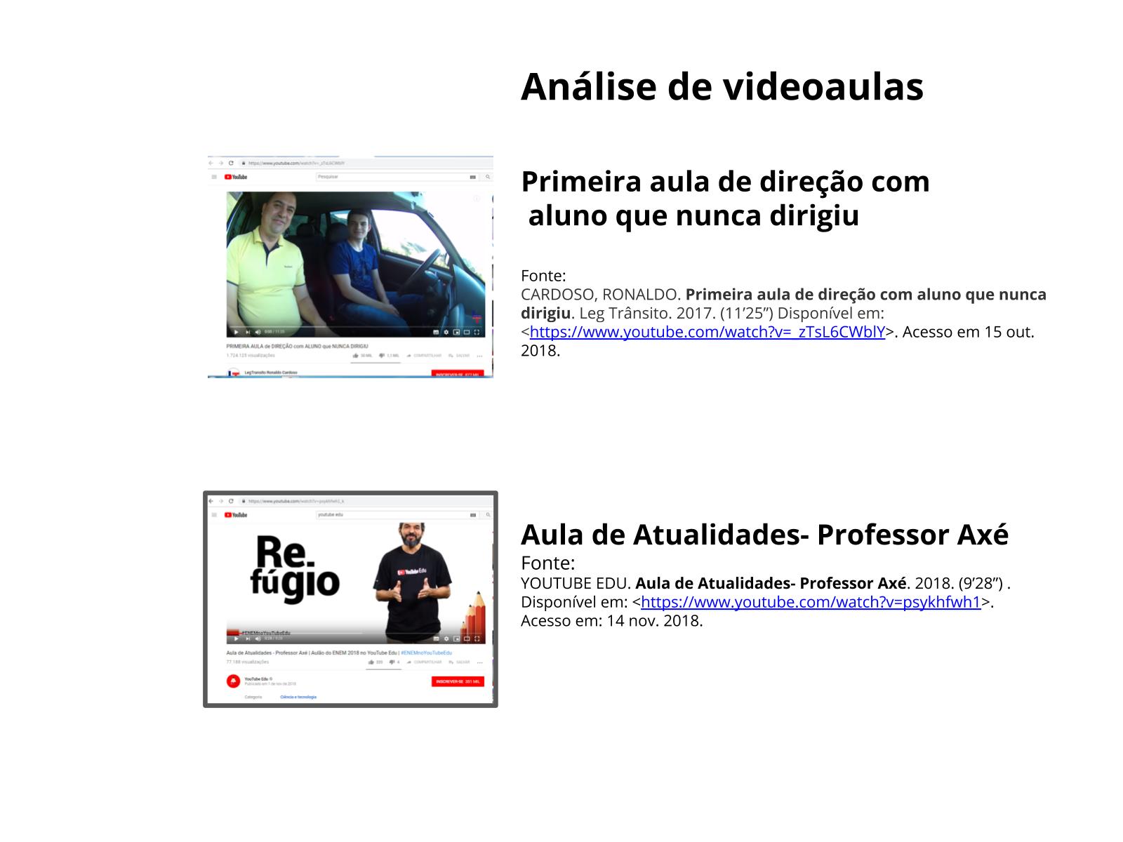 Videoaula: contexto de produção, recursos e elementos paralinguísticos e cinésicos