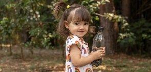 Atividade: desperte o interesse dos bebês com garrafas PET