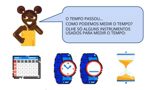 O Relógio e o Tempo