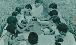 Foto: Acervo do Memorial do Ensino Municipal