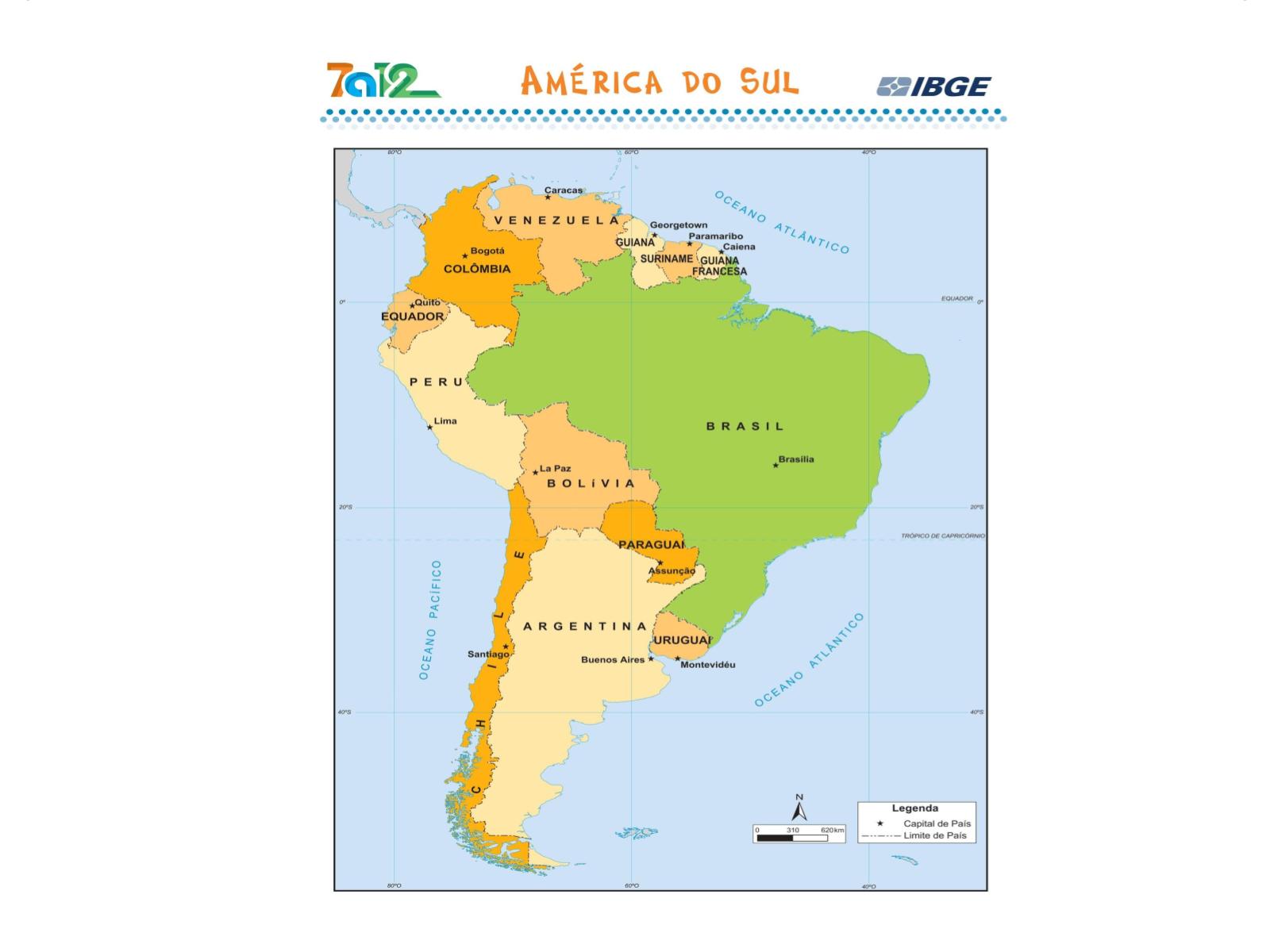 A formação do Estado-nação brasileiro