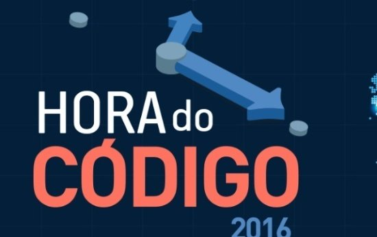 Logotipo do evento global da Hora do Código