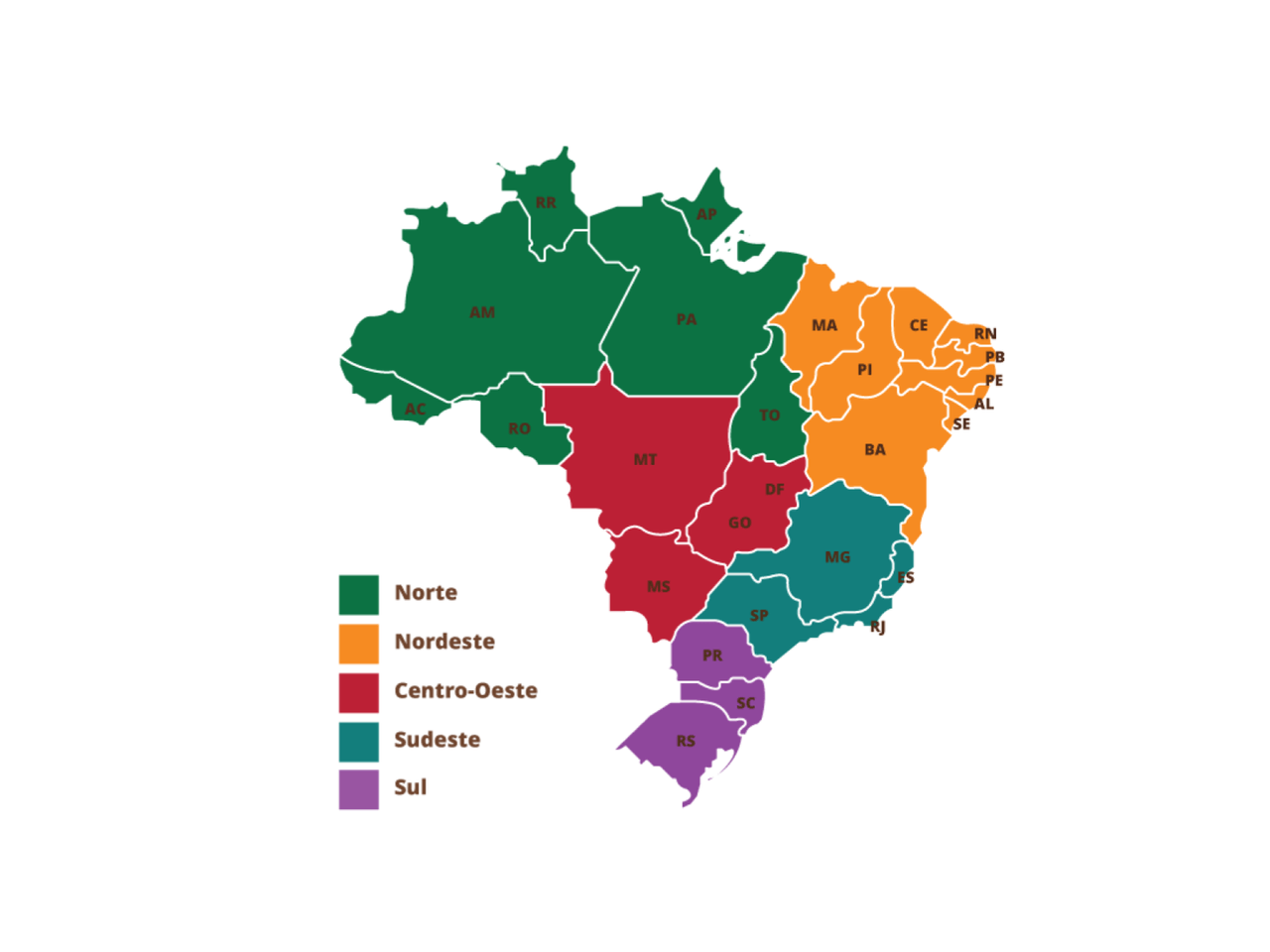 Condições de saúde nas regiões Sudeste, Sul e Centro-Oeste do Brasil