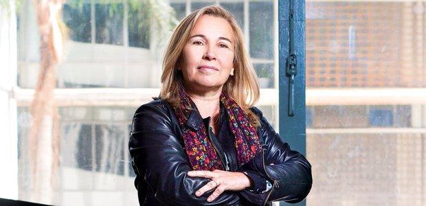 Isabel Barca. Foto: Marcelo Almeida