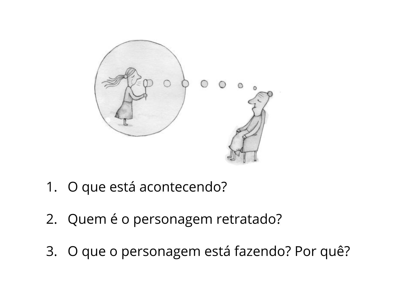 Ressignificação dos balões das histórias em quadrinhos