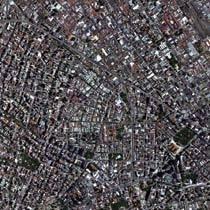São Paulo. Foto: © GOOGLE 2011/CNES SPOT/digital globe geo eye/MAPLINK