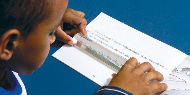 Mais do que adaptações estruturais, escolas buscam estratégias de comunicação para alunos com deficiências. Foto: Fernando Frazão