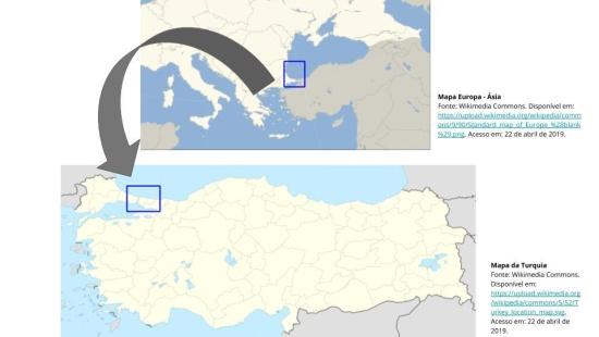O estreito de Bósforo e sua importância geopolítica