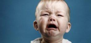 No choro da criança, uma oportunidade de aprendizado
