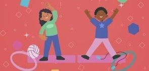 Sugestão de Atividade: ginástica para condicionamento físico