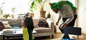 Como se aproximar das famílias que não estão interagindo como você esperava?