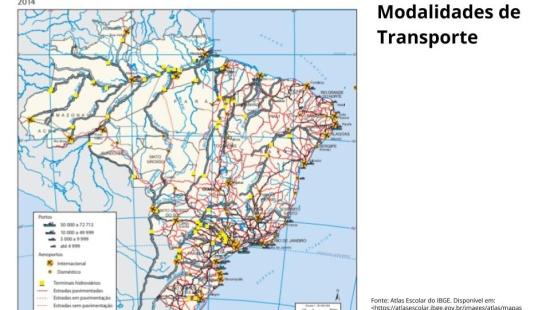 Multimodalidade dos transportes