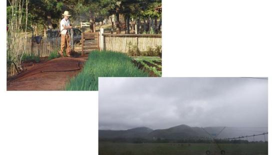 A preservação hídrica na agricultura
